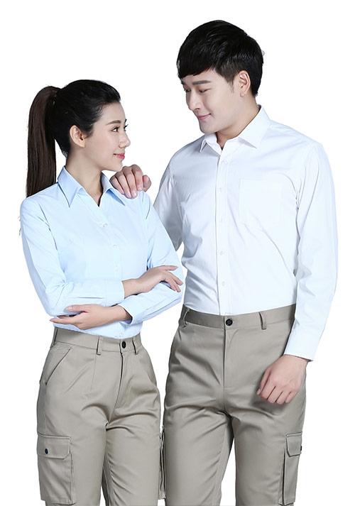订制男性职业装衬衫的厂家哪家好