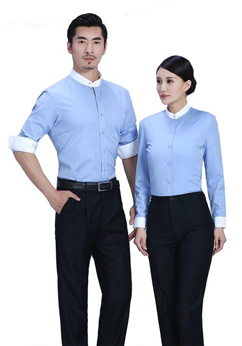 定制男性职业装衬衫公司哪家好