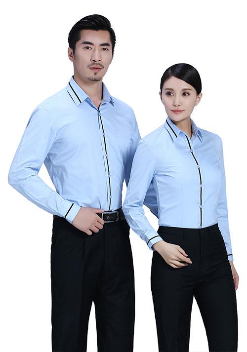 订做男性职业装衬衫服装厂哪家好