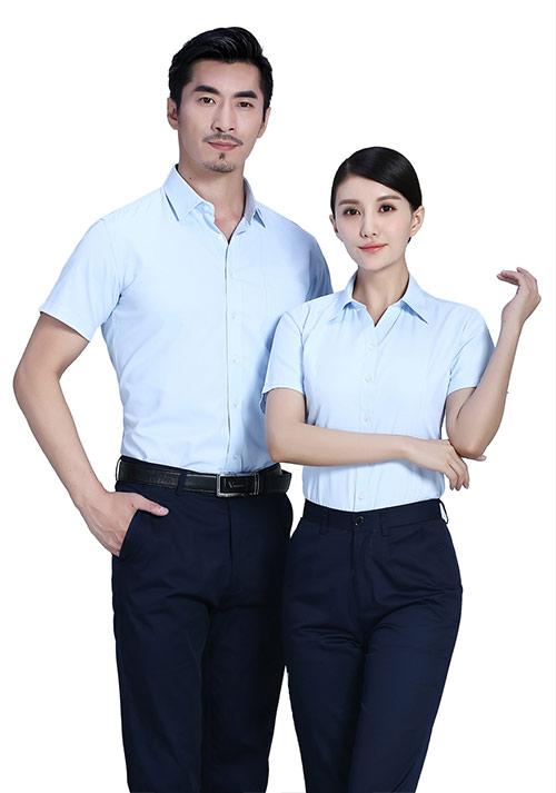 定制男性职业装衬衫公司