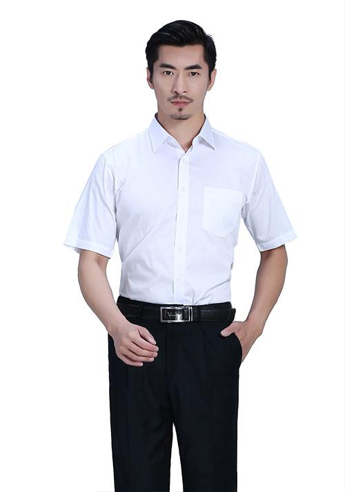 订制男性职业装衬衫的厂家