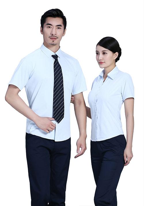订做男性职业装衬衫服装厂