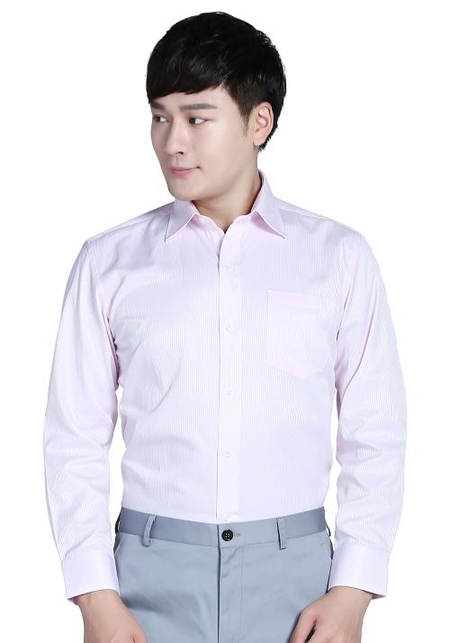 男性职业装衬衫订制