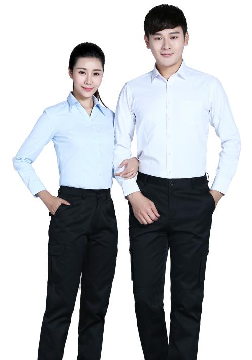 男性职业装衬衫定制