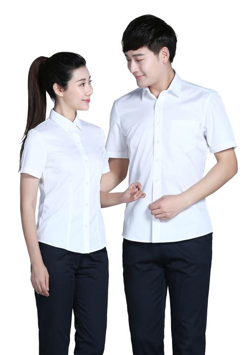 男性职业装衬衫订做